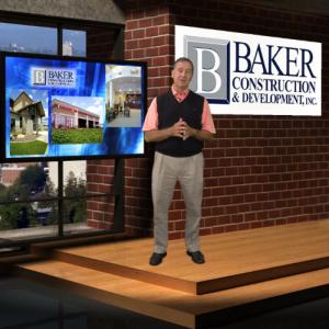 Baker Construction Website